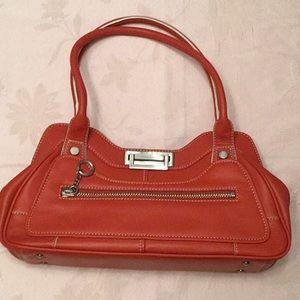 Maxx New York coral handbag